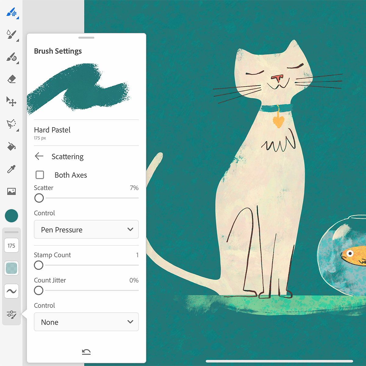 Adobe Releases Fresco Drawing and Painting App for iPad