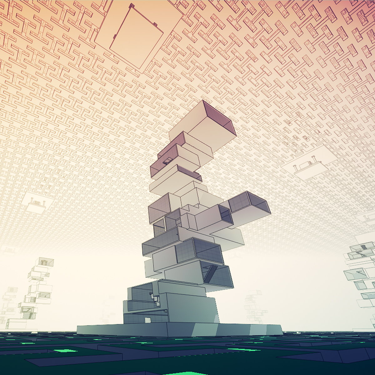 Manifold Garden Launched on Apple Arcade