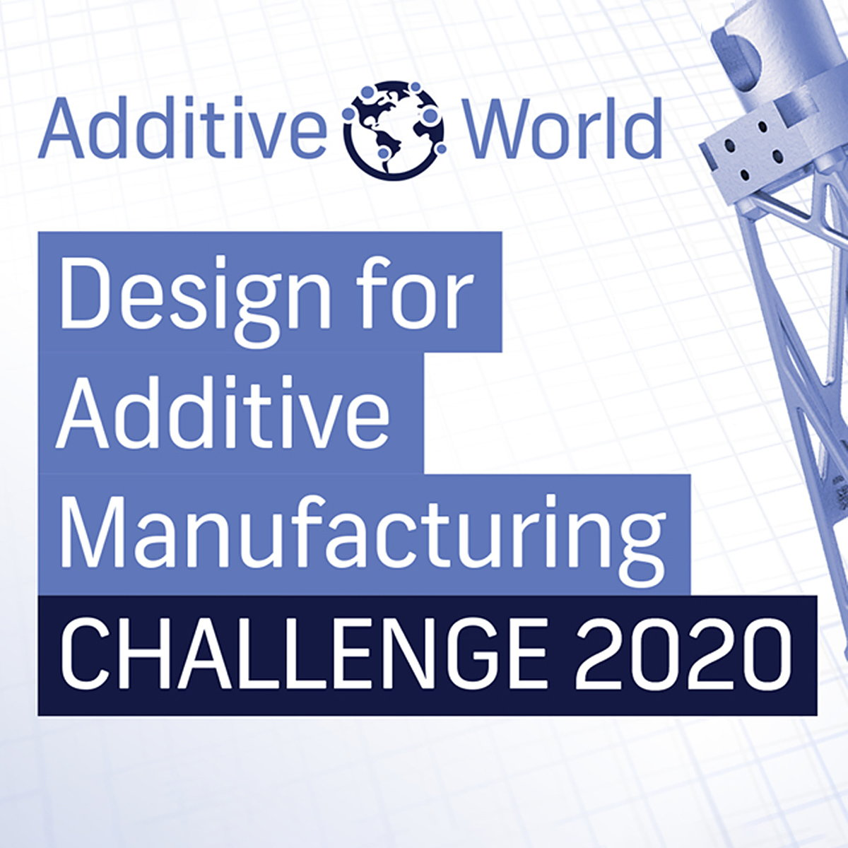 Additive Industries Design for Additive Manufacturing Challenge 2020