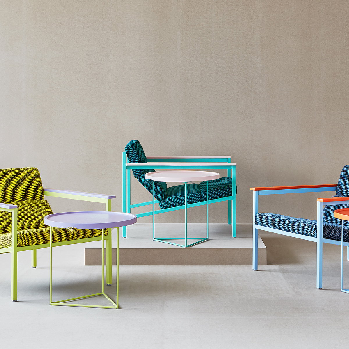 LUUM Textiles and Gus Modern Unveil Inaugural Furniture Collaboration