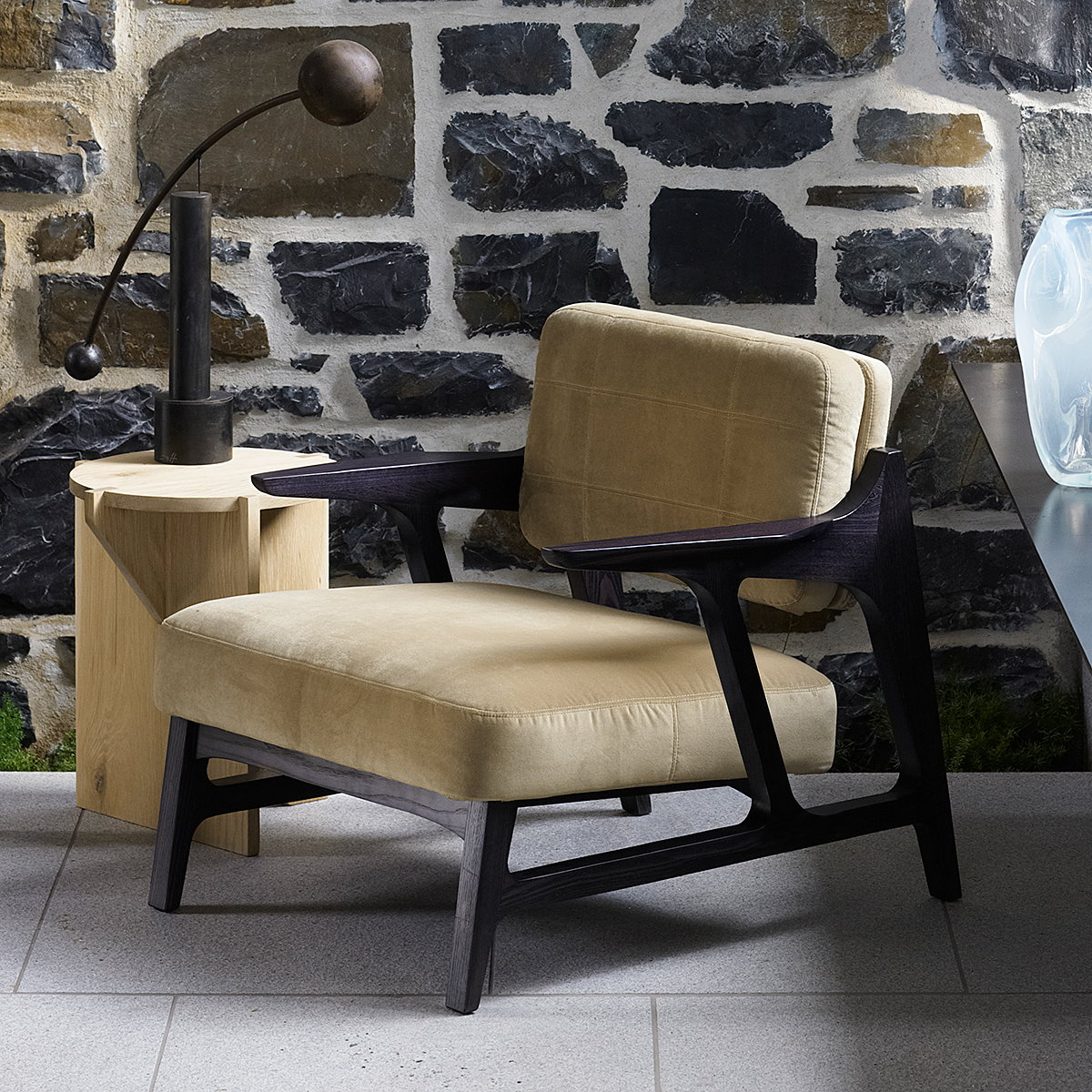 OKHA Launches Miles Armchair - Dexigner