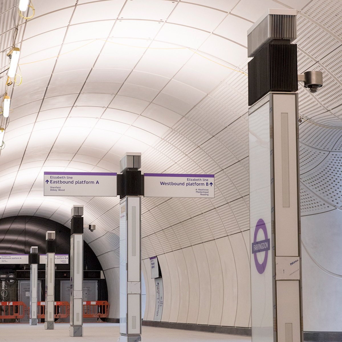 FUTURE Designs Wins Lux Award for Crossrail Lighting