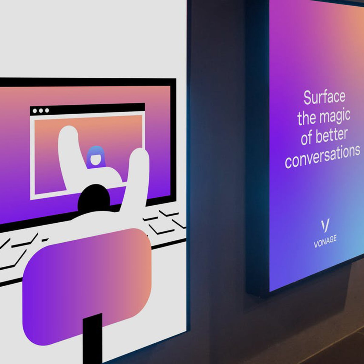 Wolff Olins Reimagines Vonage as Next-generation Communications Brand