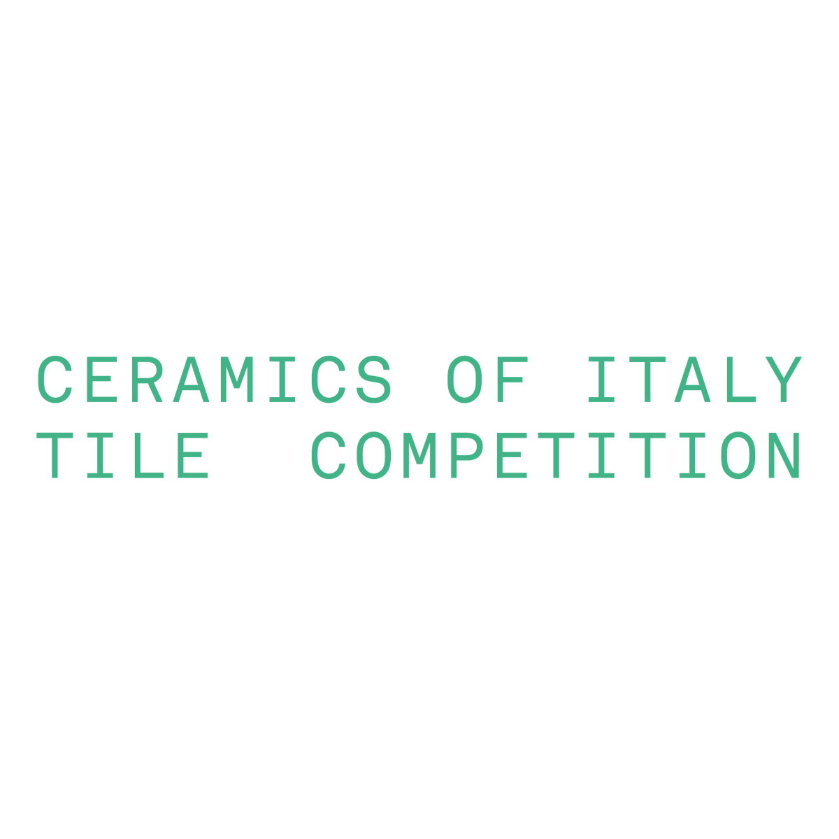Ceramics of Italy Launches 2020 Tile Competition