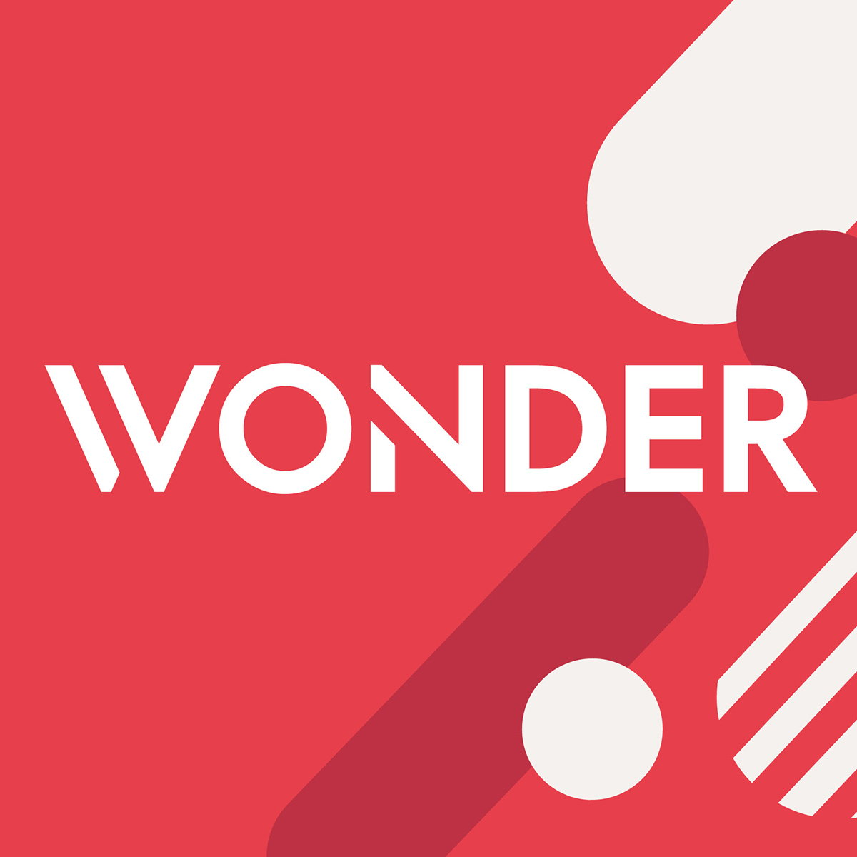Studio Output Rebrands Events Agency Wonder