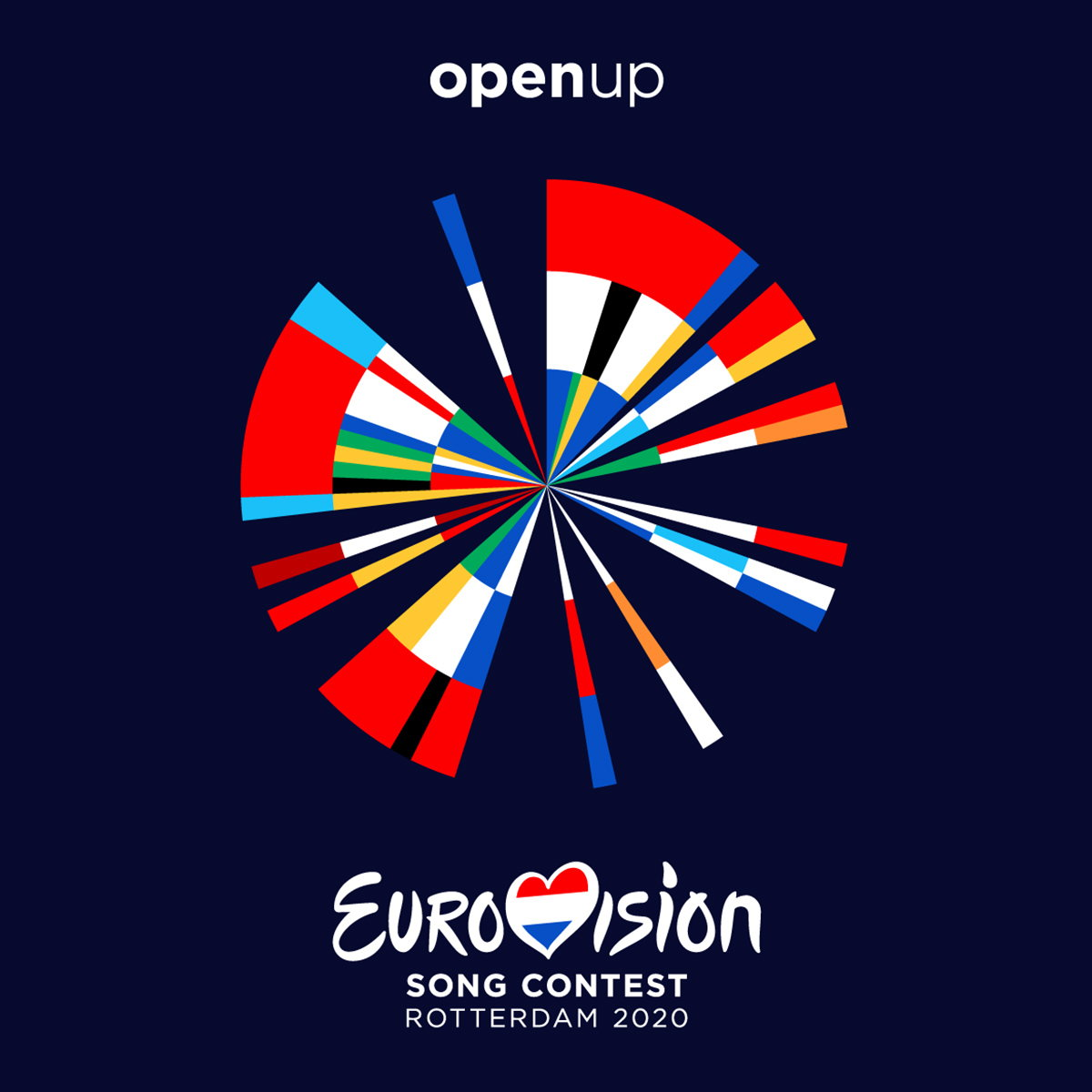CLEVER°FRANKE Designs Visual Identity for 2020 Eurovision Song Contest