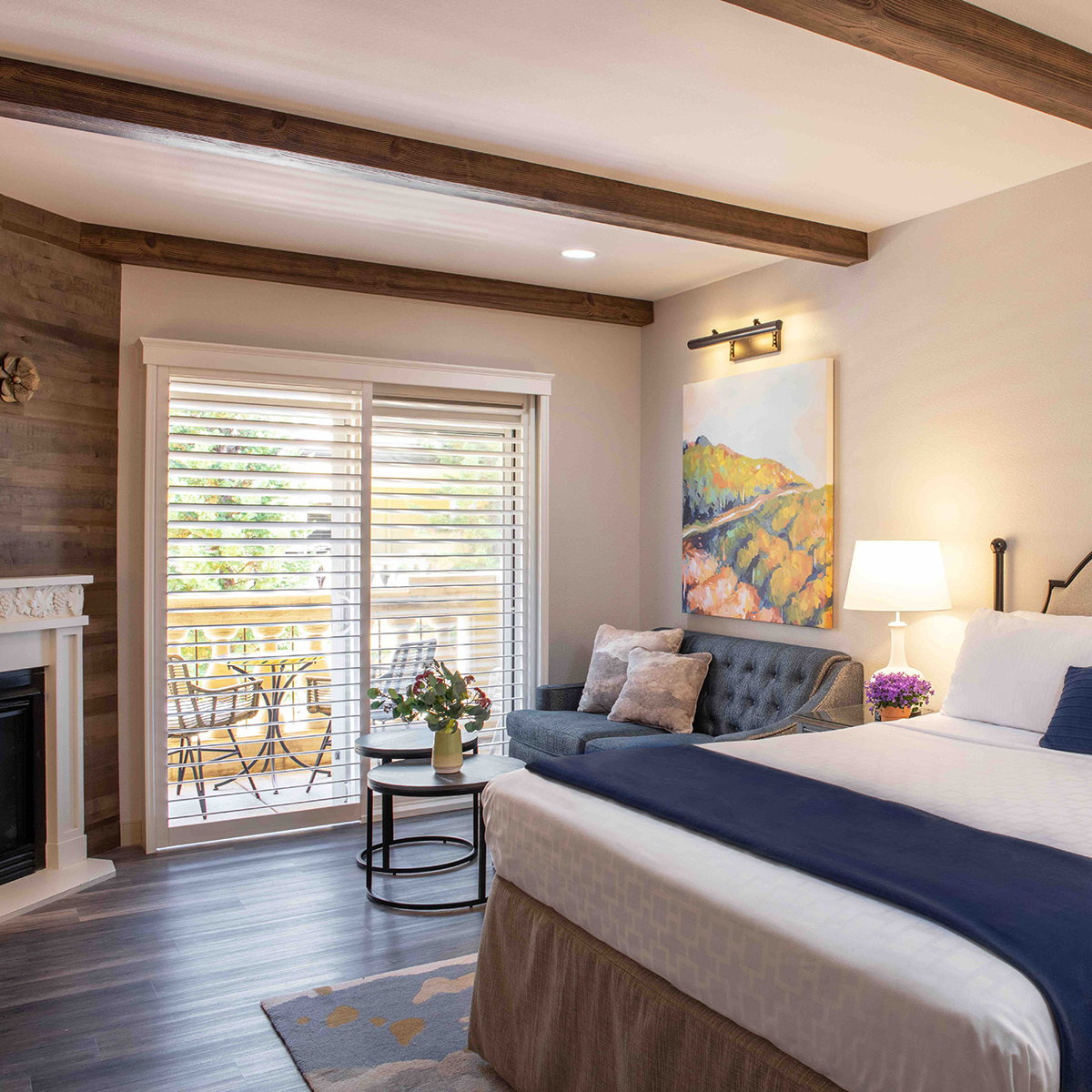 Atwater Redesigns Interiors for Best Western Dry Creek Inn