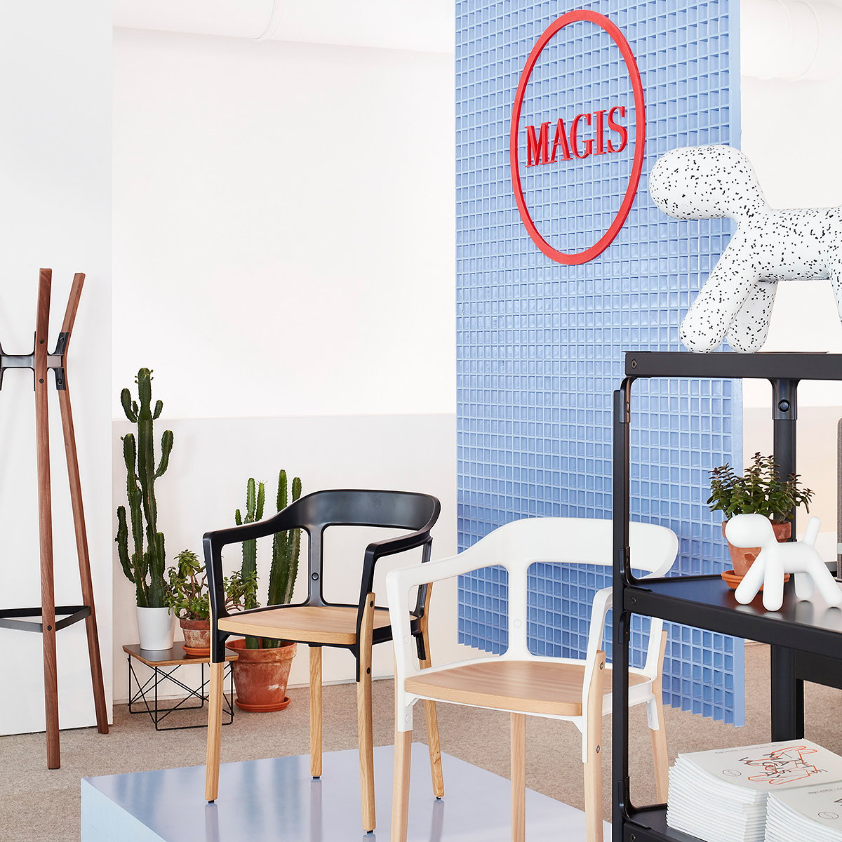 The Magis Way - Magis Opens Pop-Up at Herman Miller NYC Flagship
