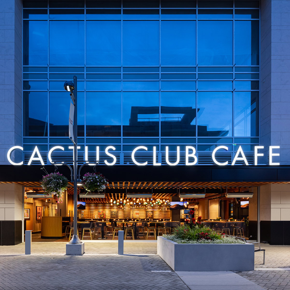 Cactus Club Café by Assembledge+