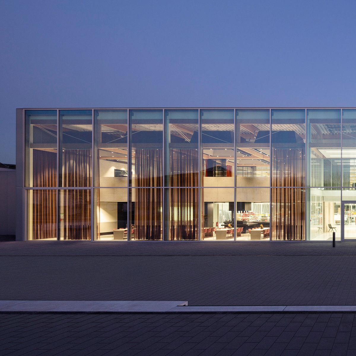 Brunner Innovation Factory by HENN