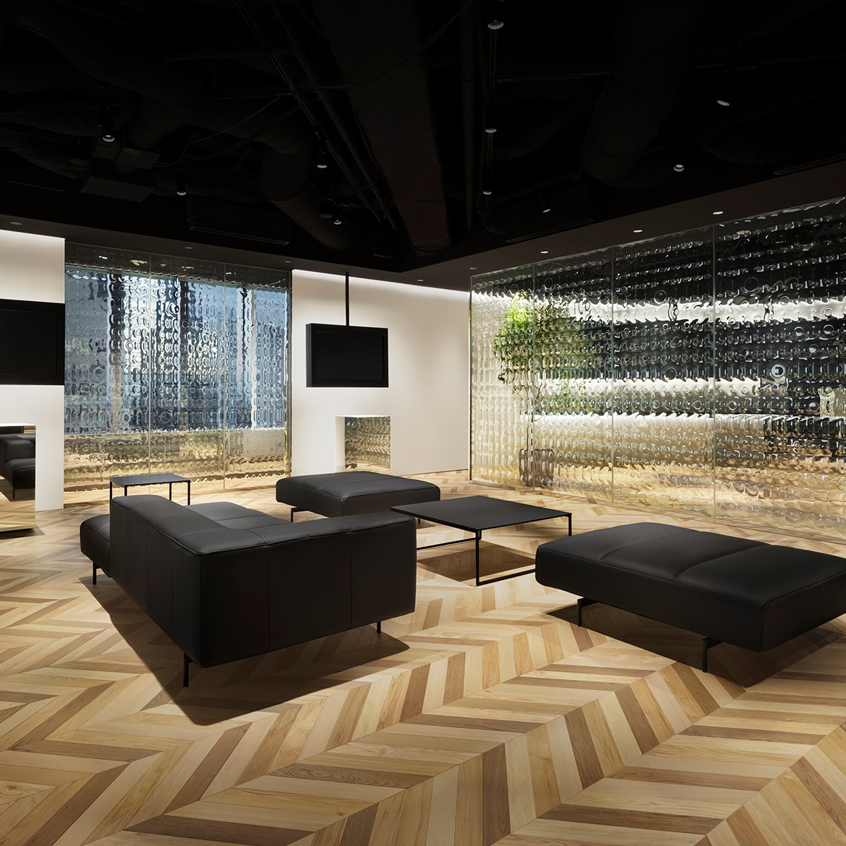 Nendo Designs Digital Hub for Global Firm