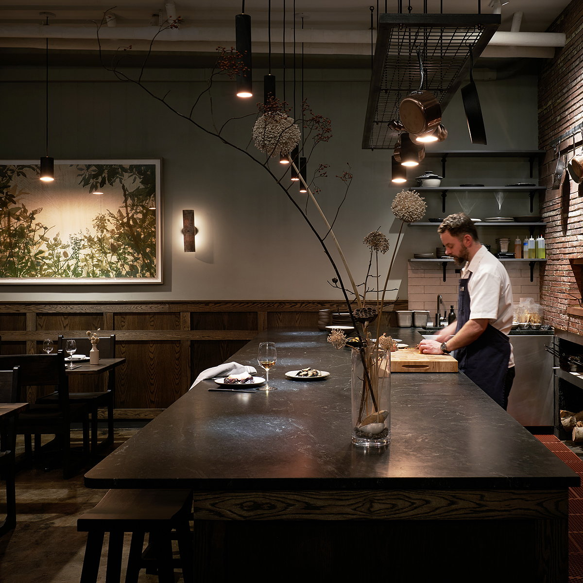 Mutuus Studio Designs Samara, a New Restaurant in Seattle