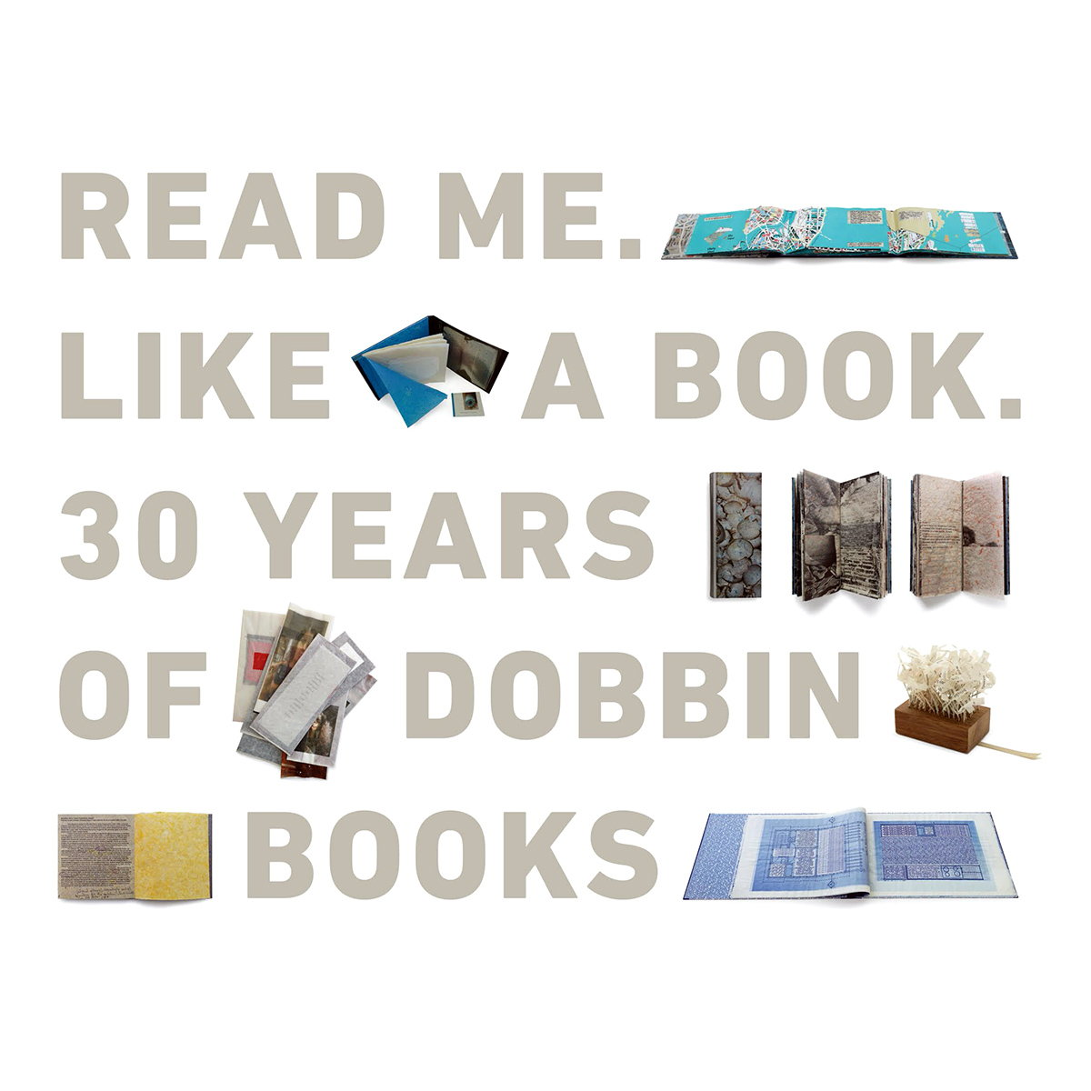 Read Me Like a Book - 30 Years of Dobbin Books