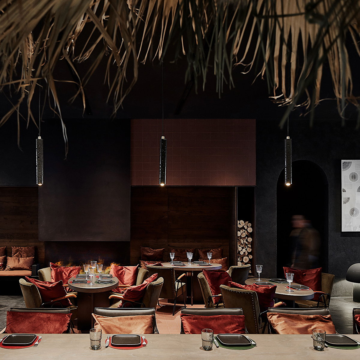 CHARCOHOL Restaurant and Cocktail Bar by STUDIO8