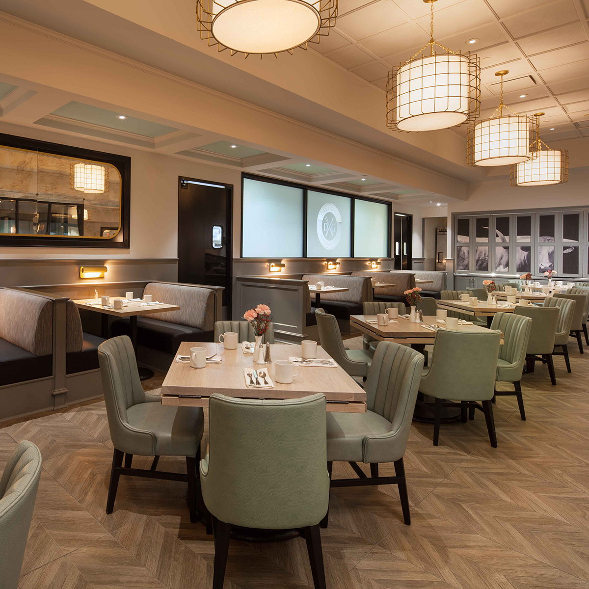 GrizForm Revamps Houston Dining Destination 'Daily Grill'