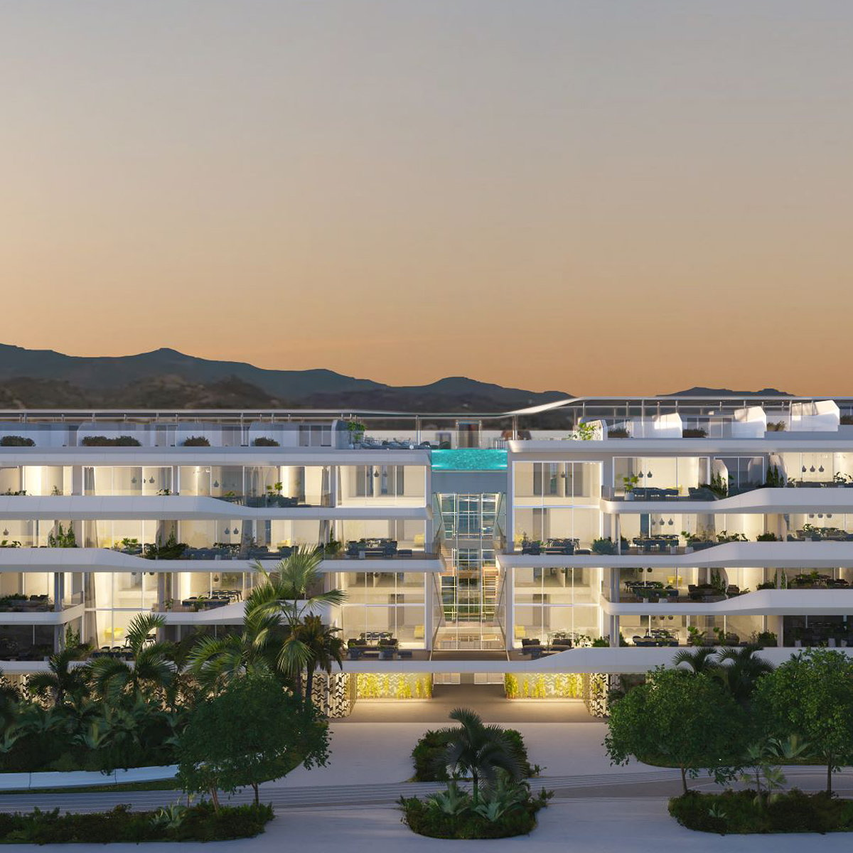 Pininfarina Designs Luxury Residential Complex for Costa del Sol