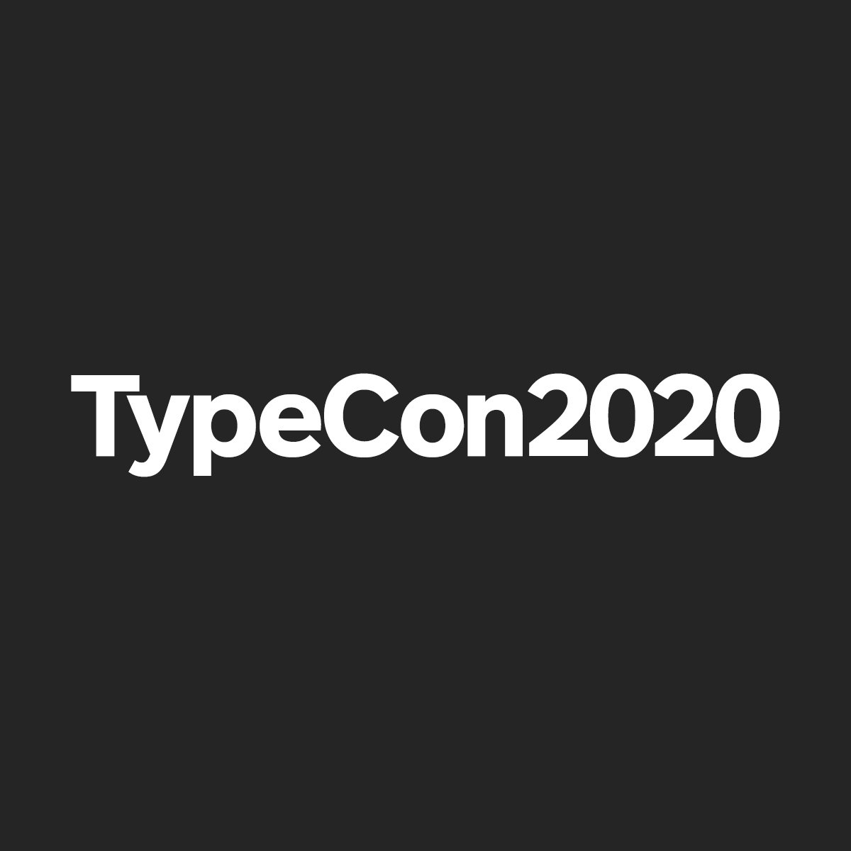 TypeCon2020 Philadelphia (POSTPONED)