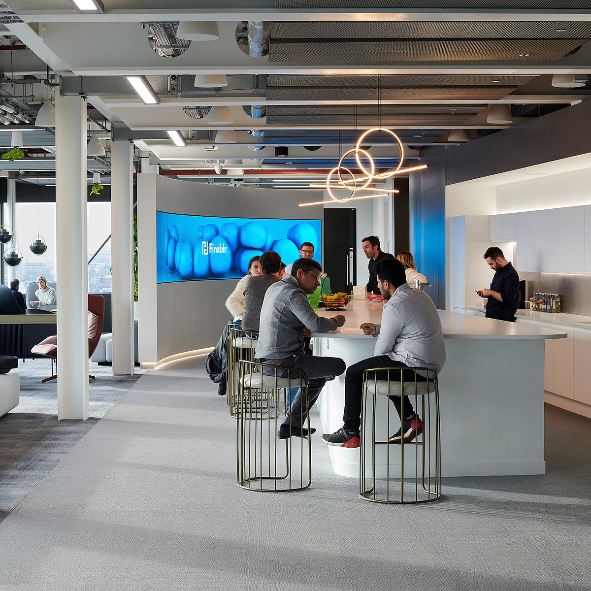 M Moser Designs Finablr's New Workplace to Accelerate Fintech Innovation