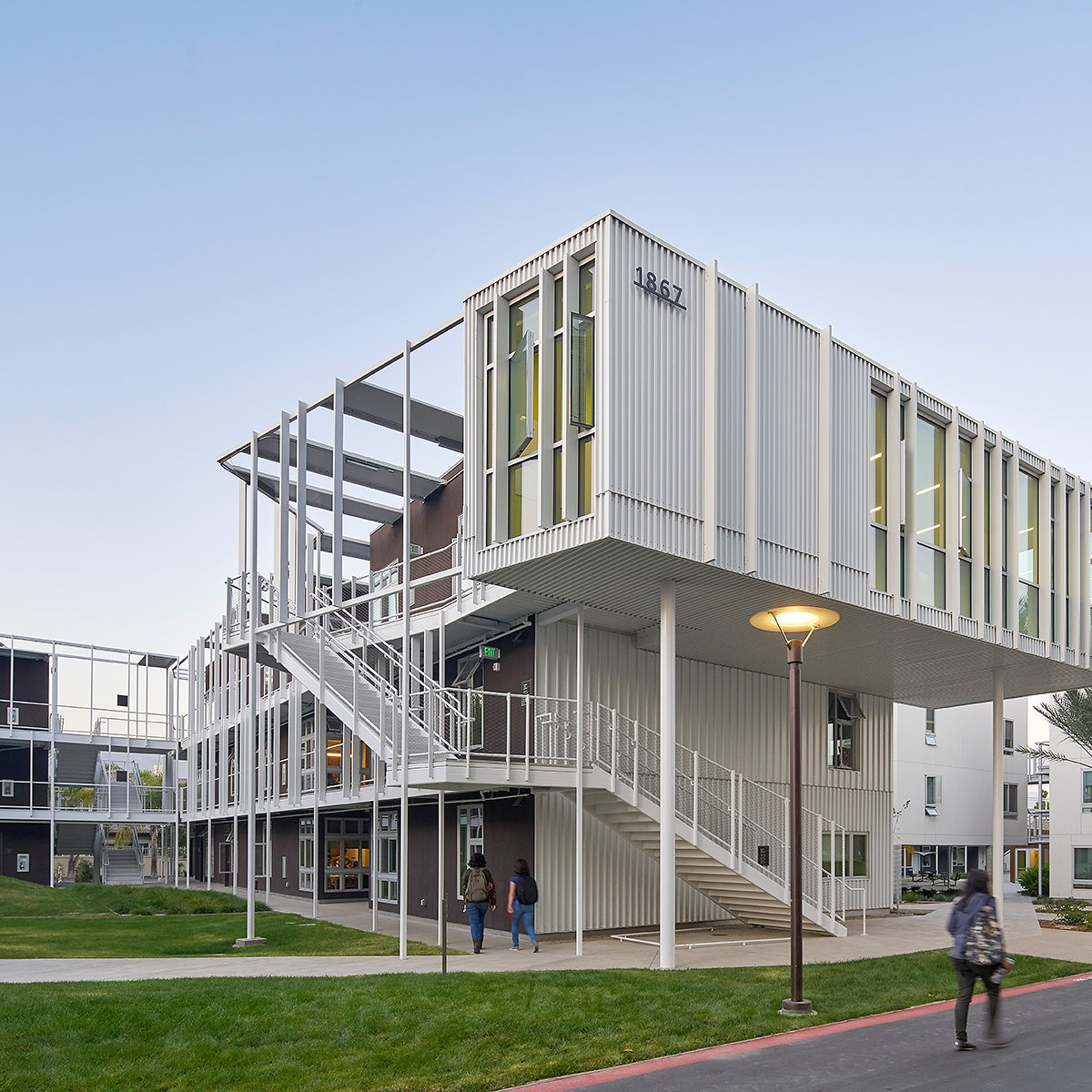 UCSB San Joaquin Student Housing by Lorcan O'Herlihy Architects