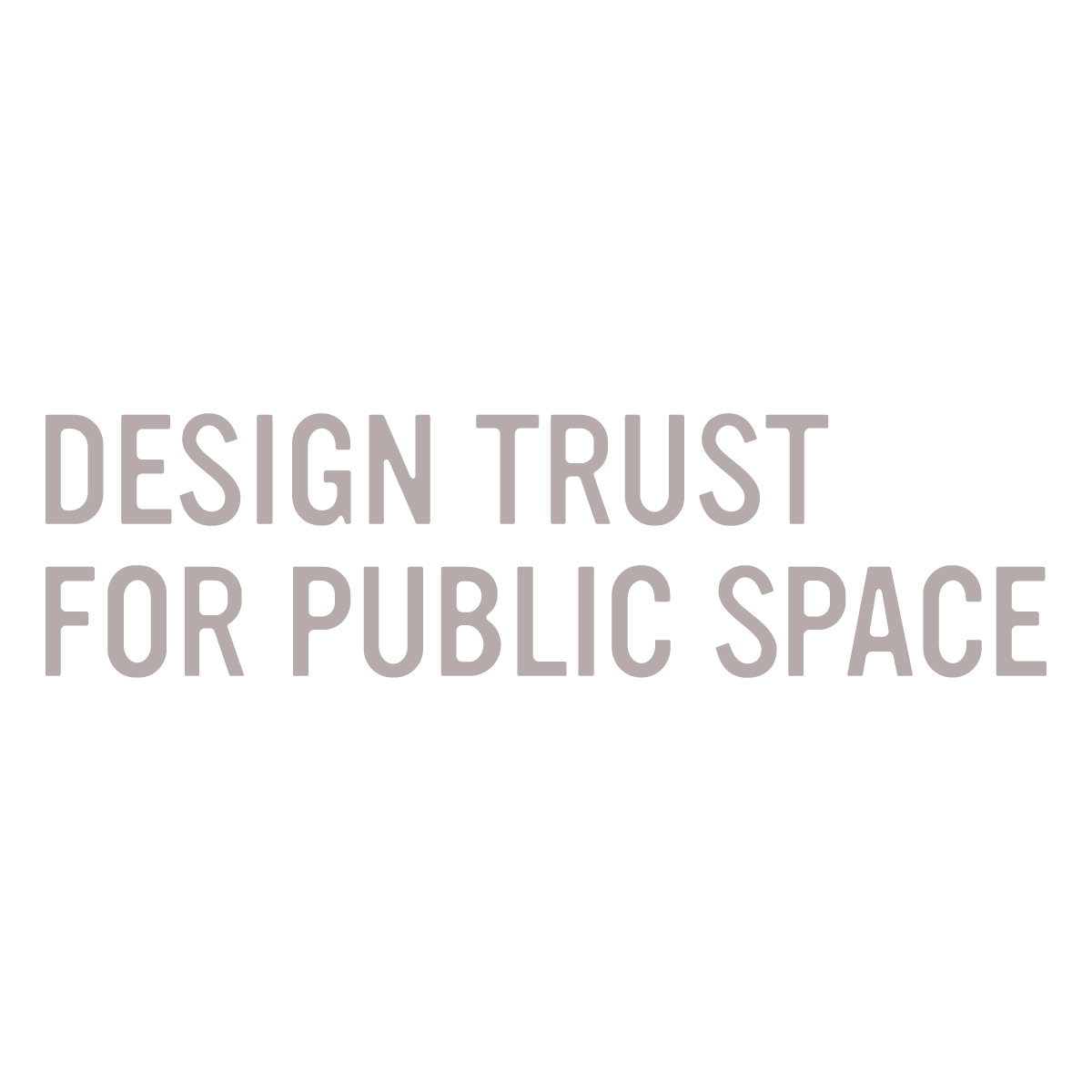 Design Trust Calls for Equitable Public Space Fellows