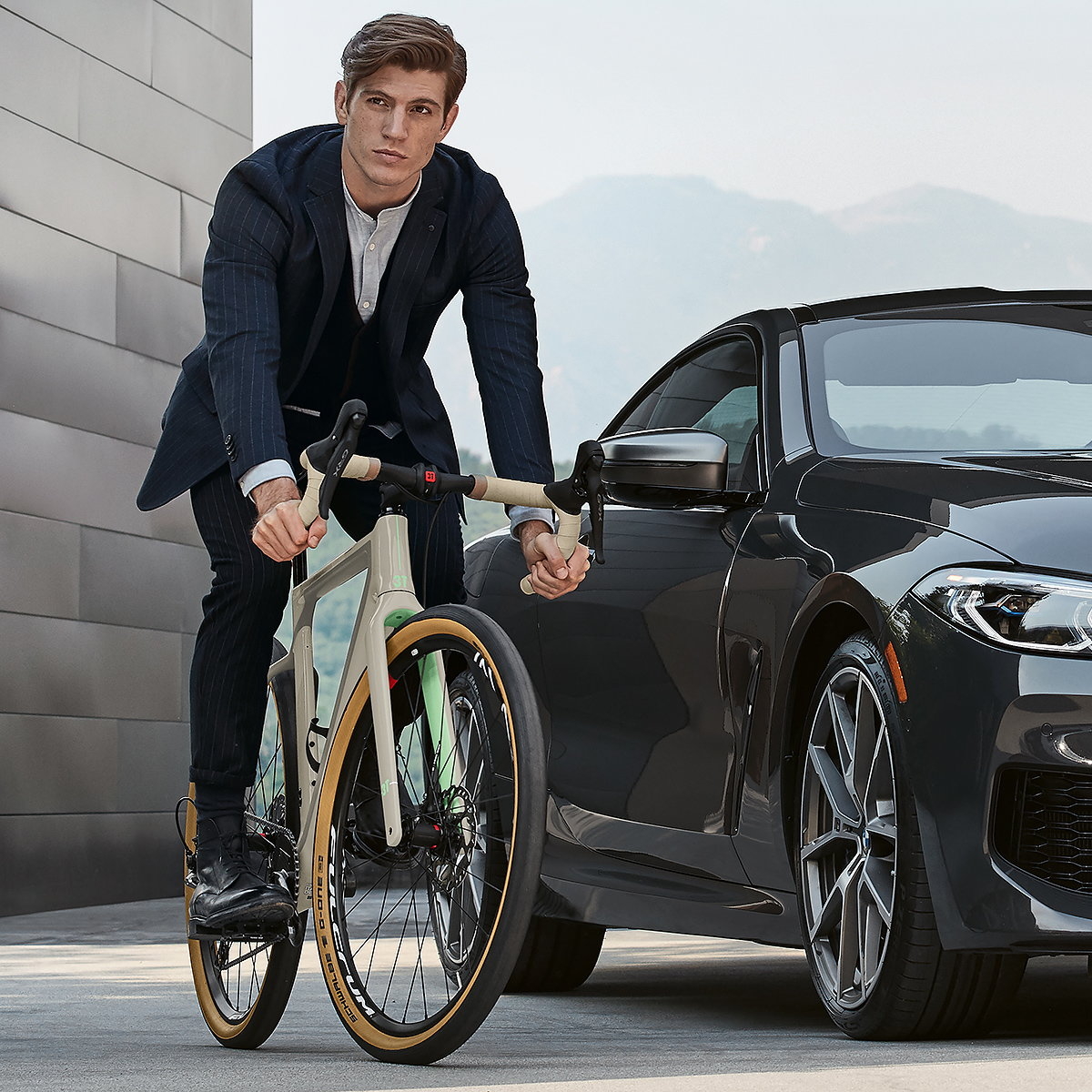3T for BMW Trendy Urban Gravel Bike