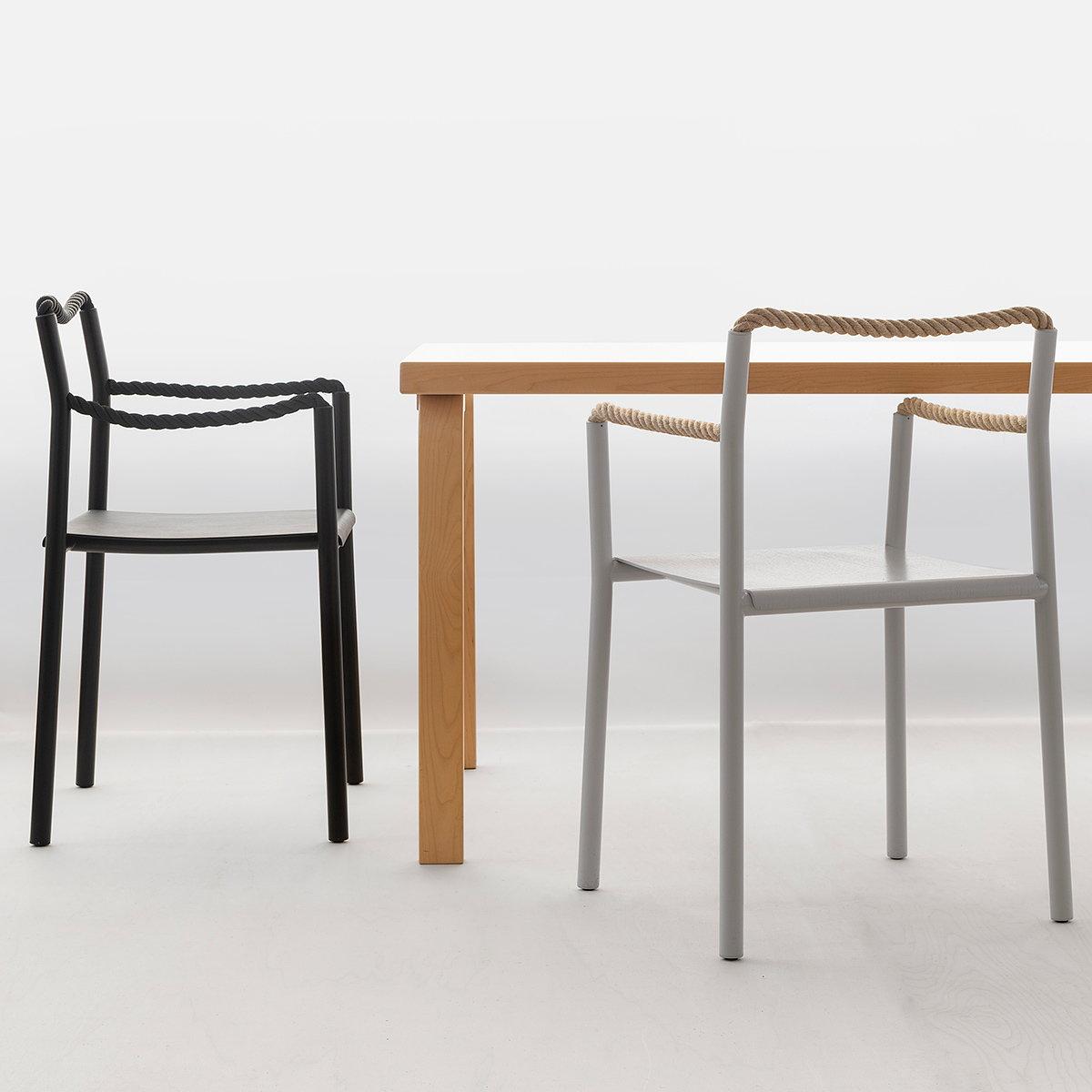 Ronan & Erwan Bouroullec artek rope chair by ronan & erwan bouroullec
