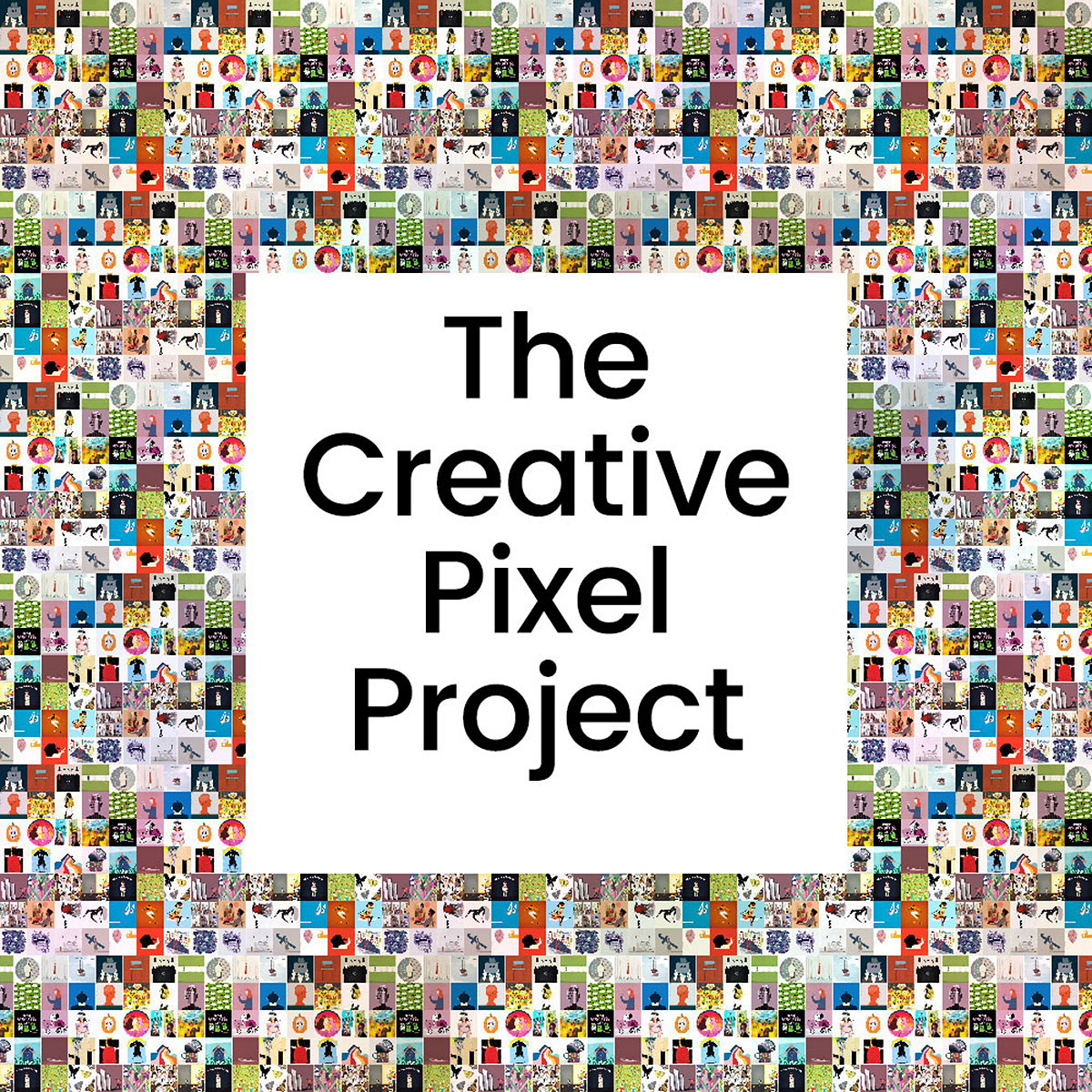 The Creative Pixel Project
