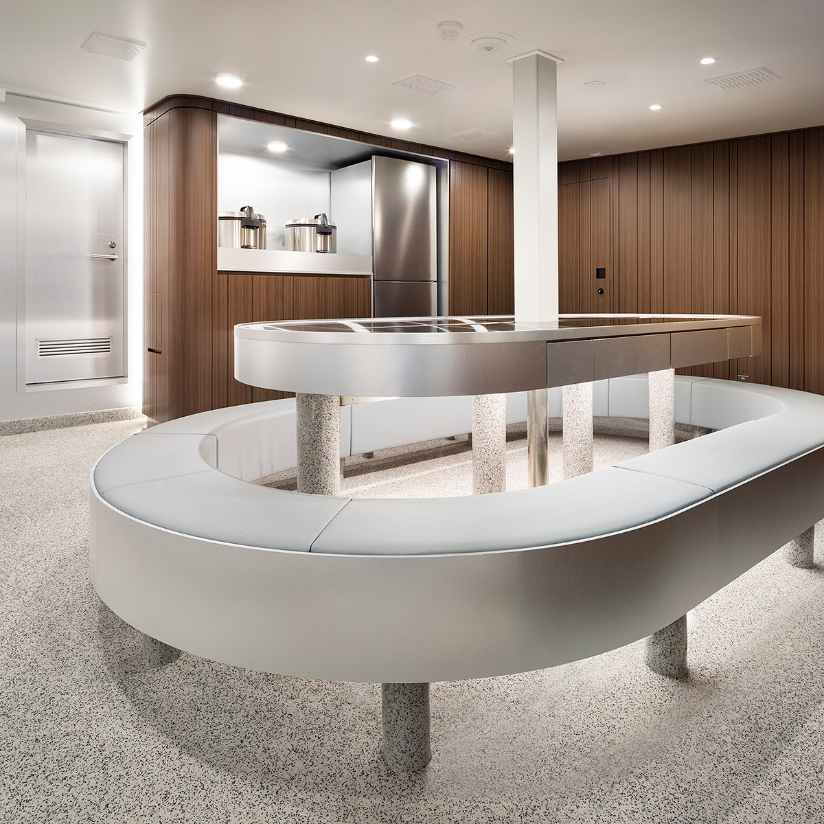 nendo Completes Interior and Exterior Design for Tuna Longliner