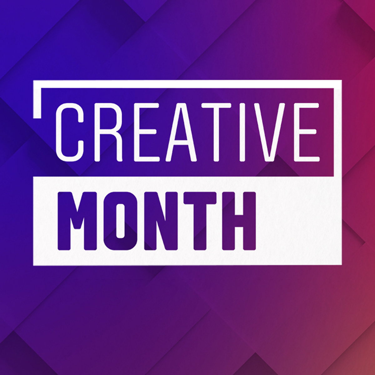 The One Club for Creativity Announces Creative Month 2020
