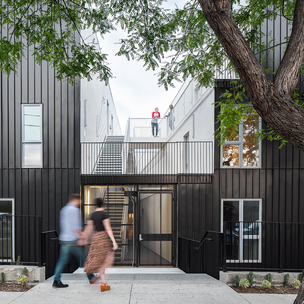 Dillon617 by Lorcan O'Herlihy Architects