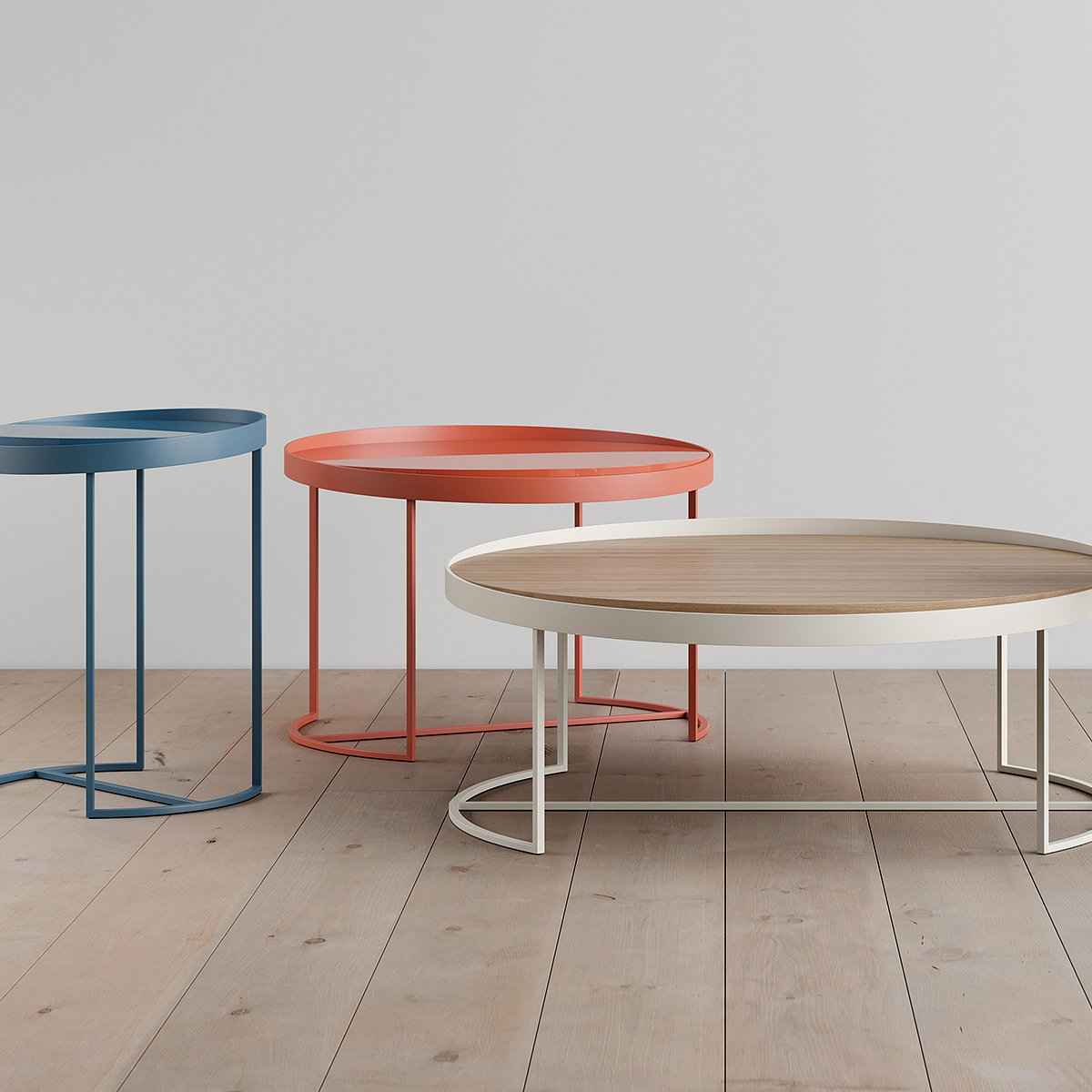 Studio TK Launches Sly Occasional Table Collection