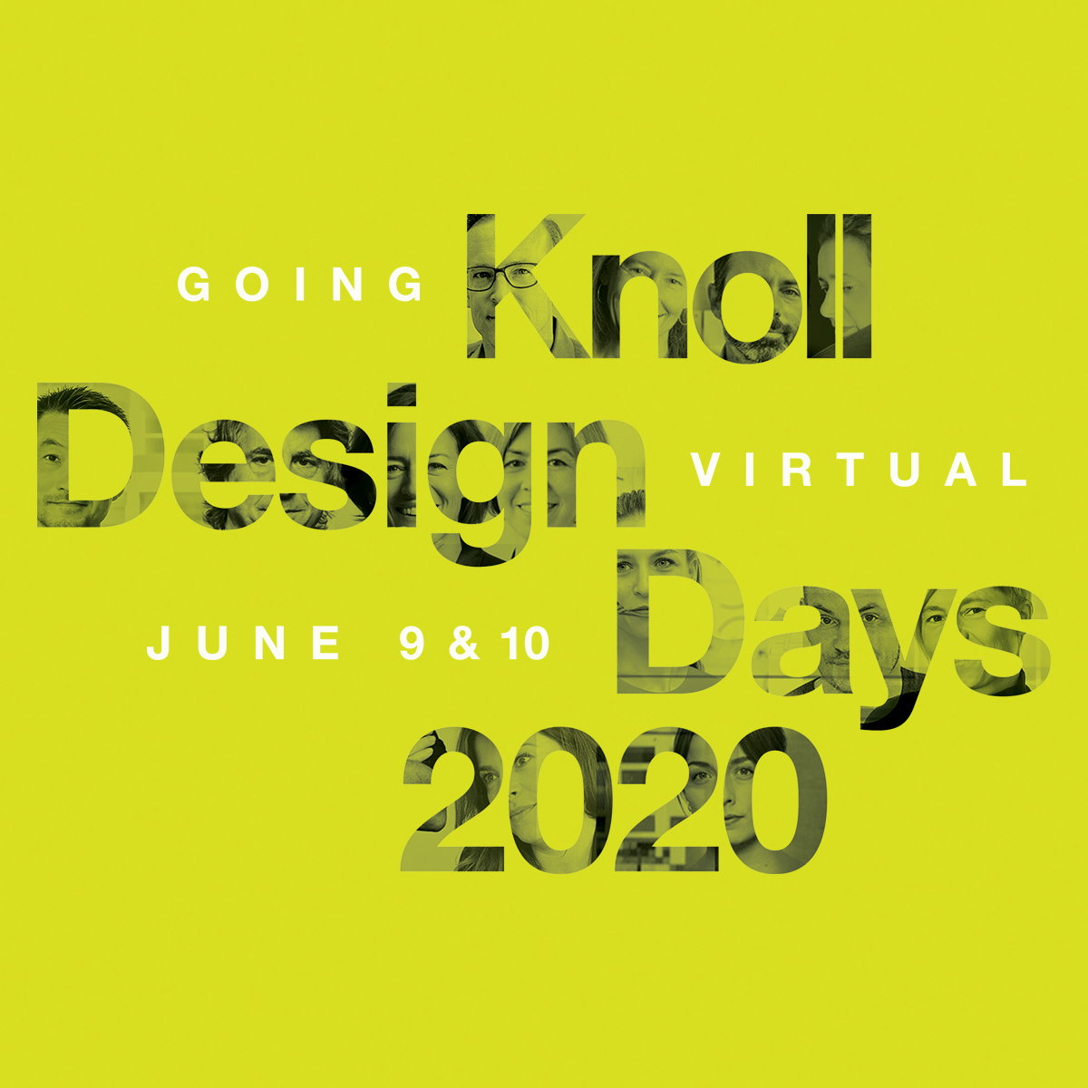 Knoll Design Days 2020 - Opportunities for Change