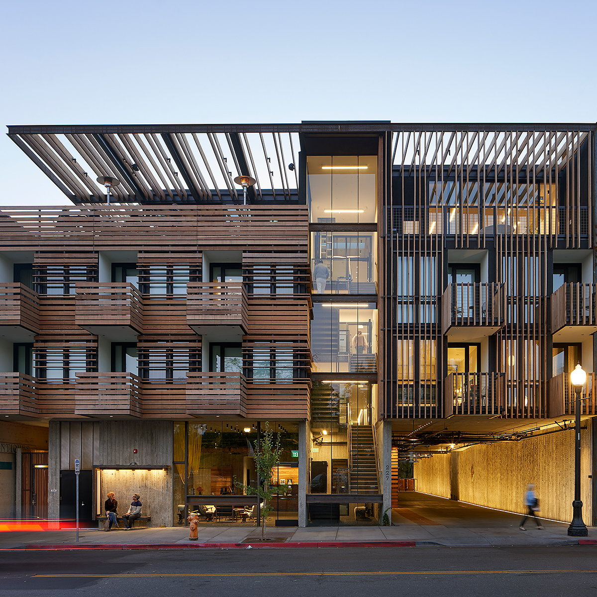 David Baker Architects Receives 2020 AIA California Firm Award