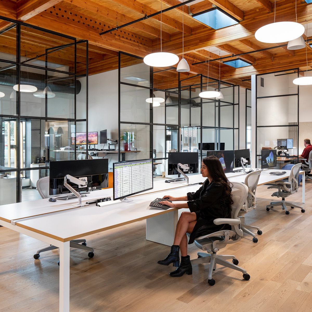 Studio Ma Designs New Office for Phoenix Law Group