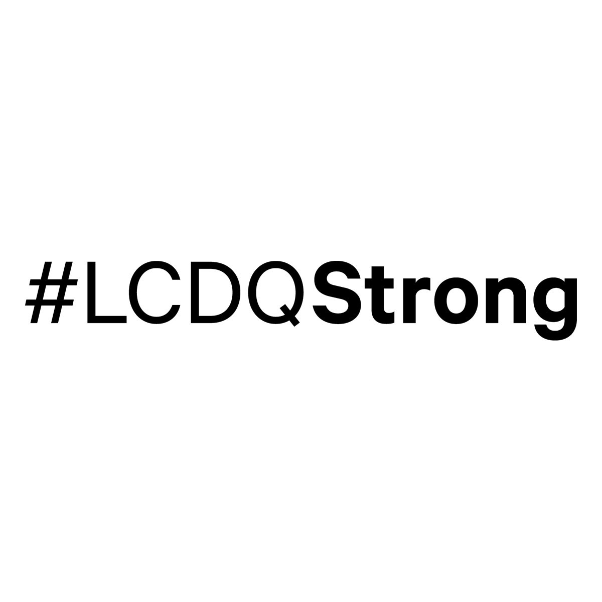 #LCDQStrong Virtual Design Summit