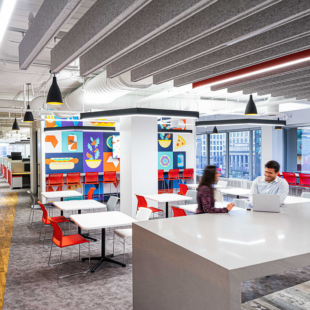 Ted Moudis Associates Designs New HQ for Tech Startup G2
