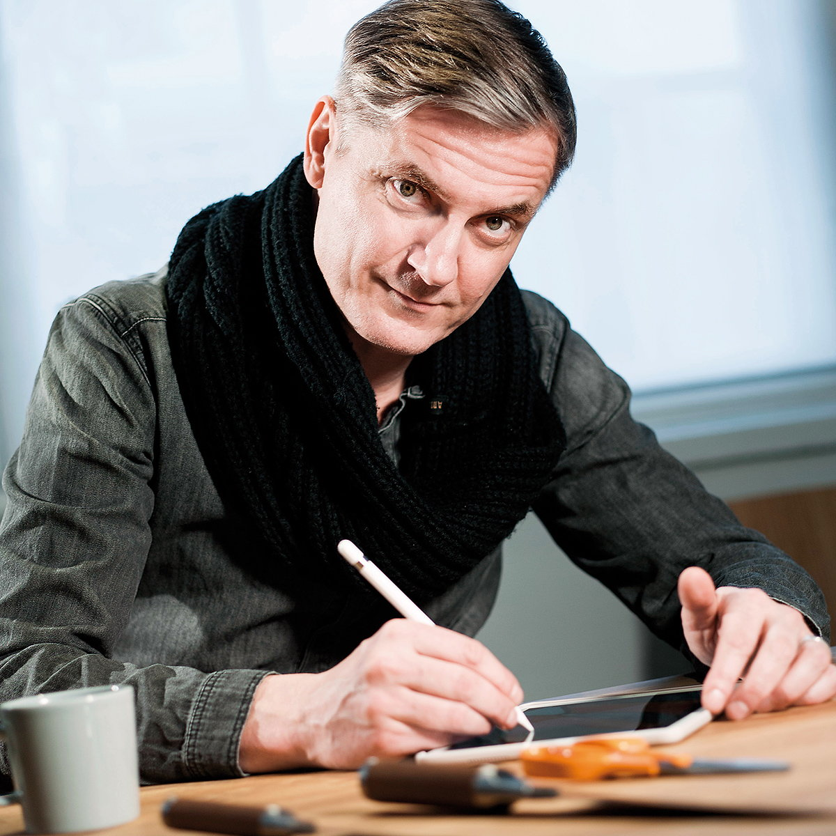 Fiskars Design Team Led by Petteri Masalin Named Red Dot Design Team of the Year 2020
