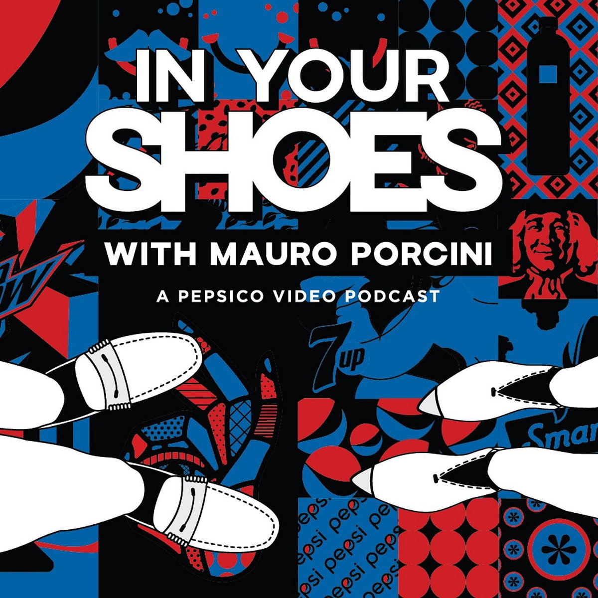 PepsiCo Launches New Design Podcast 'In Your Shoes'