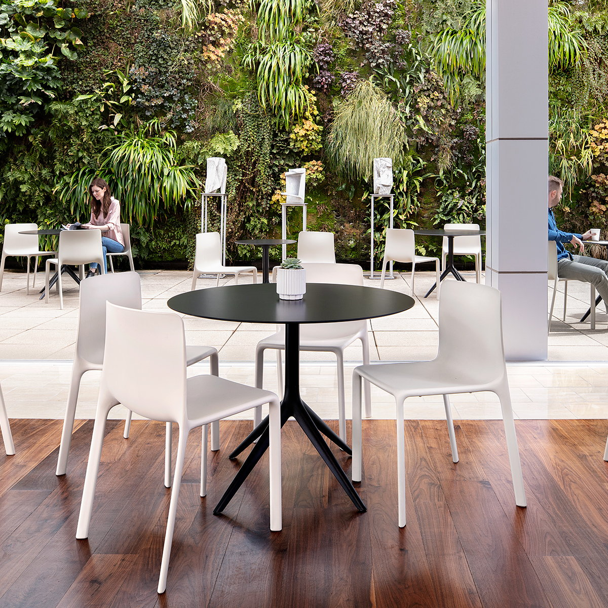 Studio TK Partners with Vondom, Debuts Four Indoor/Outdoor Seating and Table Collections
