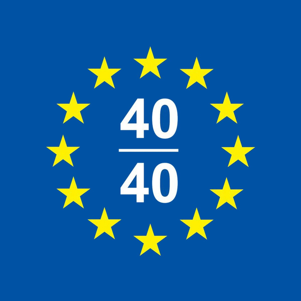 Europe 40 Under 40 - Call for Entries