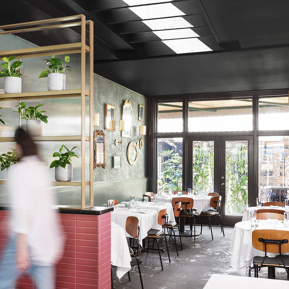 Best Practice Architecture Renovates Serafina Seattle