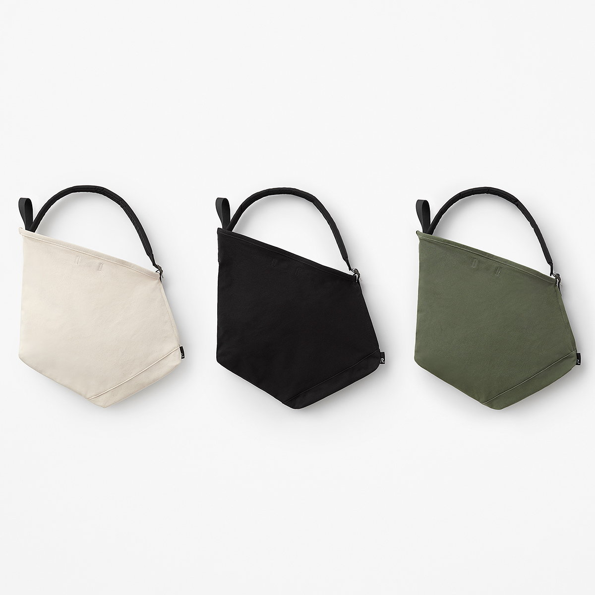 nendo Designs ruck-tote for ROOTOTE