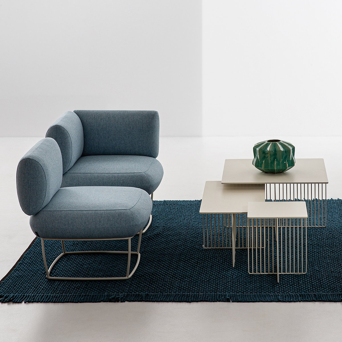 Nina Mair Designs Bernard Collection for La Cividina
