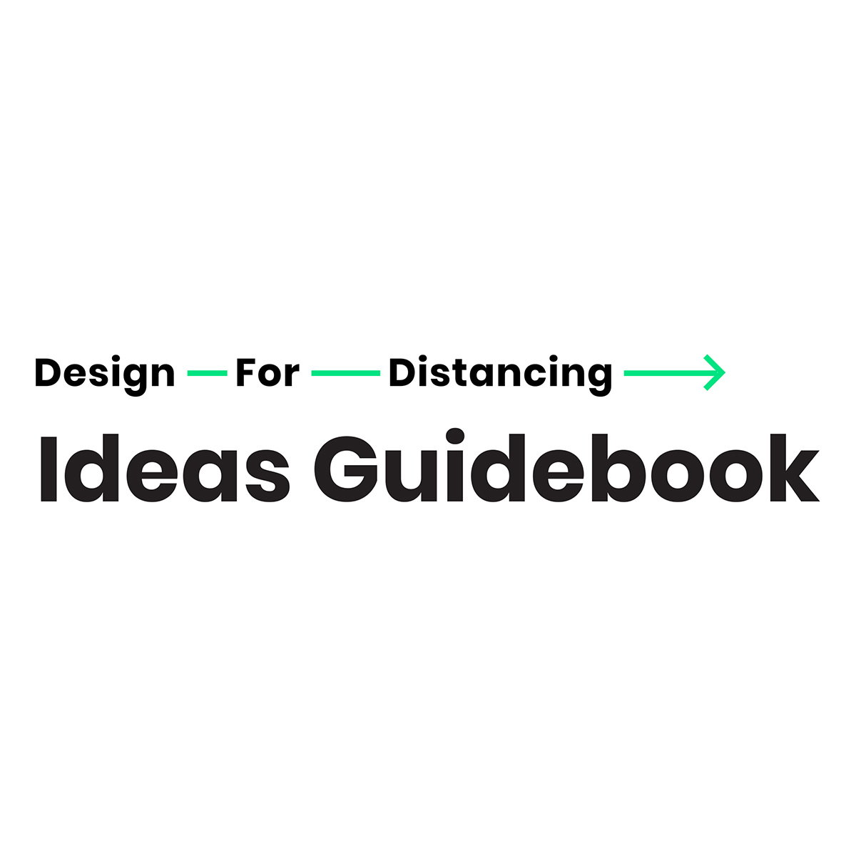 City of Baltimore Publishes 'Design for Distancing - Ideas Guidebook'
