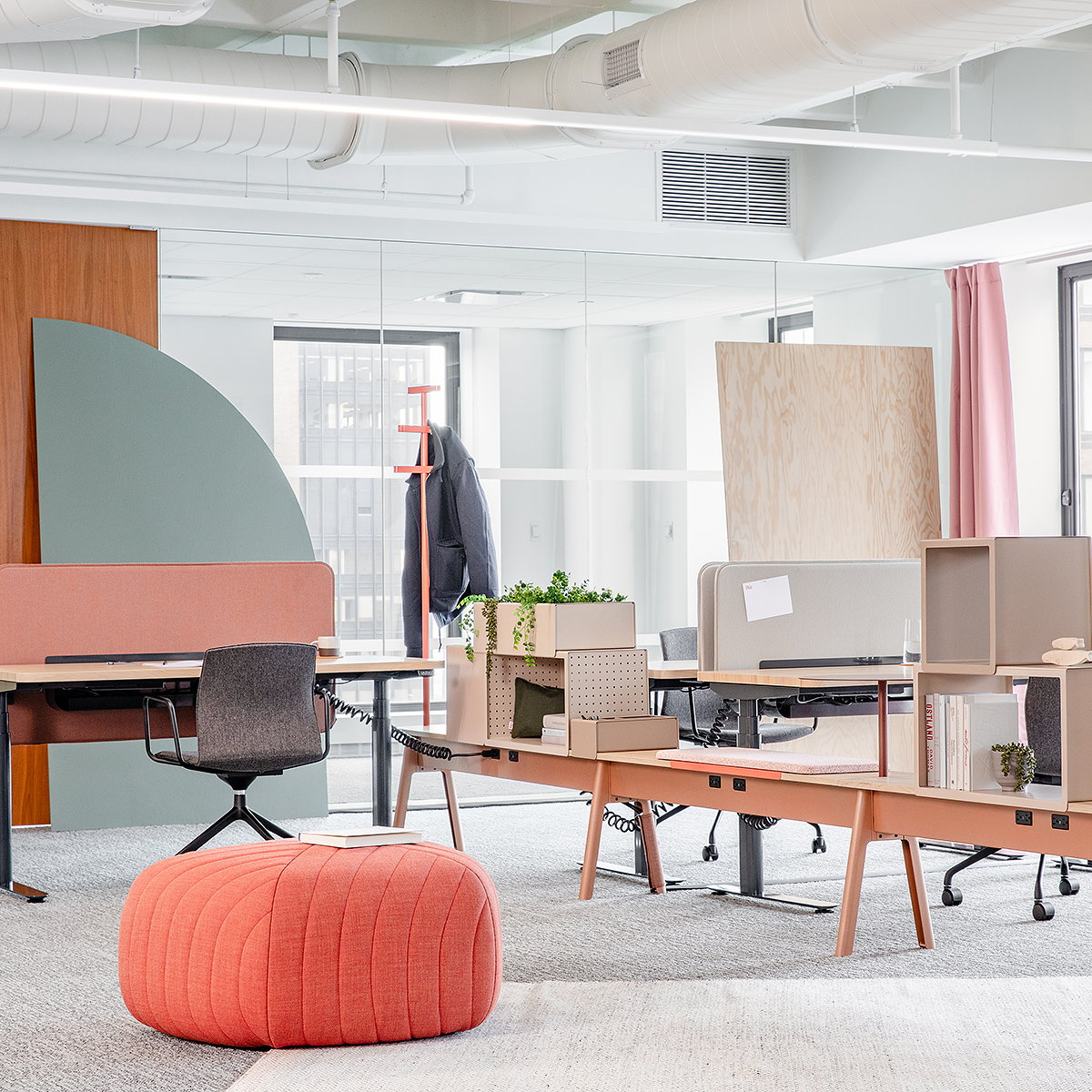 Pair Launches New Personalizable Workplace System 'Olli'