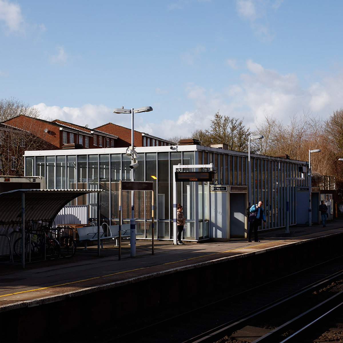 RIBA Launches 'Re-Imagining Railway Stations' Design Competition