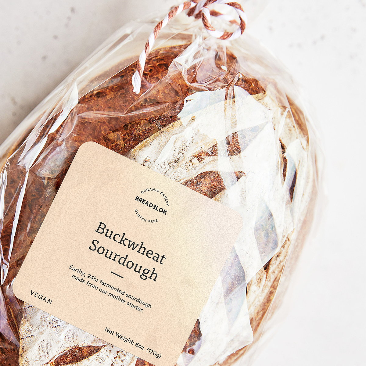 Charlie Smith Designs Visual Identity, Packaging and Website for Breadblok
