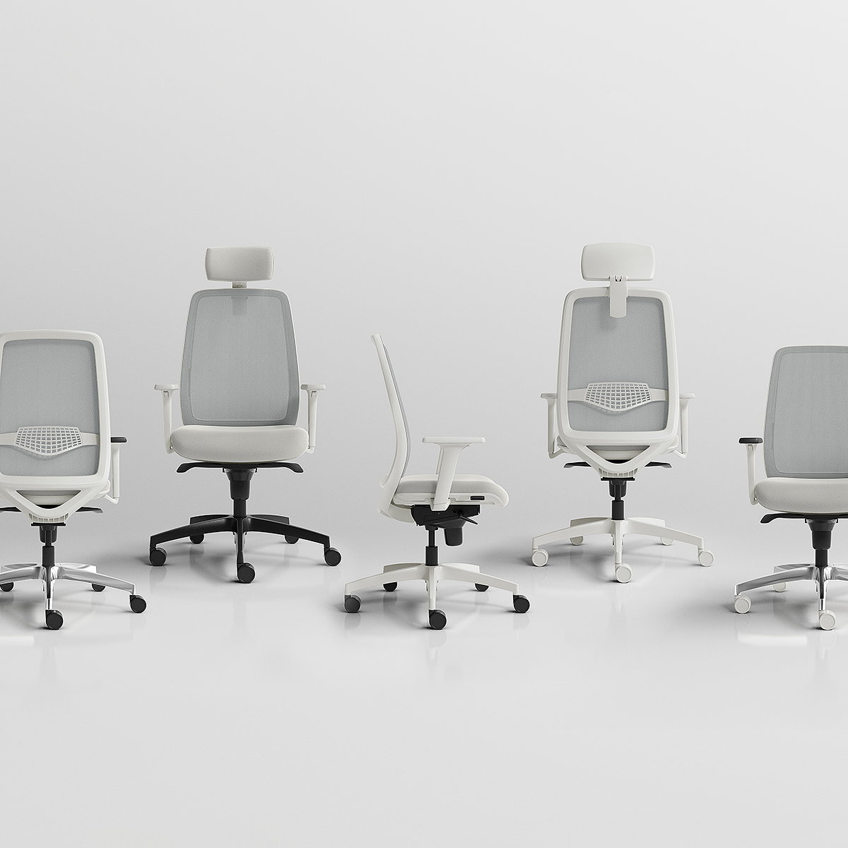 Allseating Launches L1 Task Chair