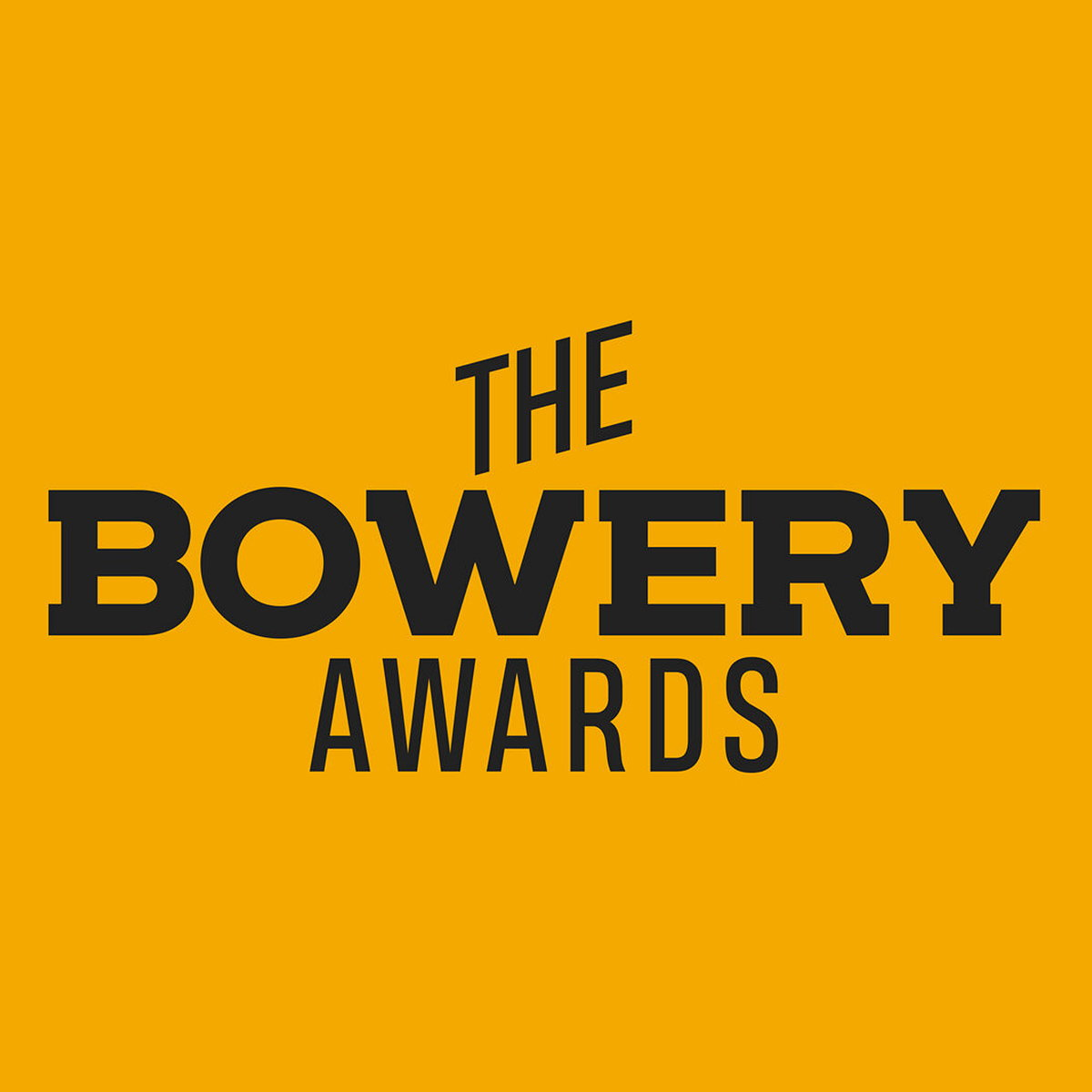 New York Festivals Launches Bowery Awards
