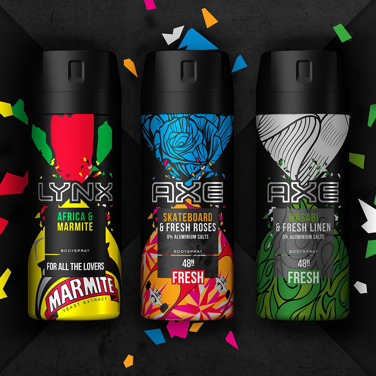 PB Creative Designs New Additions for Axe Collisions